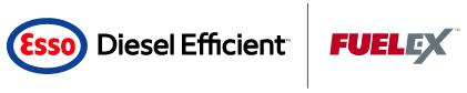 Esso Diesel Effiecent | Fuelex Logo